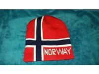 Norway beanie hat