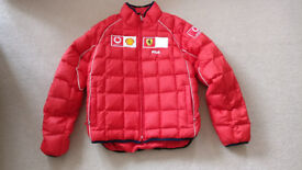 Ferrari Padded Coat