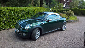 Mini Cooper Coupe 2012 only 9800 miles