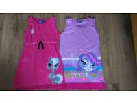 """""""My Littlest Pet Shop"""" girls dress 6-7 years, £3.50"""