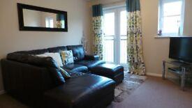 Beautifully furnished and redecorated large 2-bedroom city apartment immediately available.