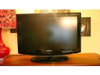 Samsung 26-inch LCD HD TV, Freeview, Remote. NO OFFERS