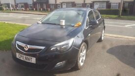 VAUXHALL ASTRA 2.0CDTI SRI LOW MILES 56K 12MOT FULL HISTORY CHEAP!!!!