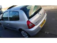 Renault Clio 56 plate