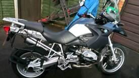 BMW R1200GS 2004 12 months mot