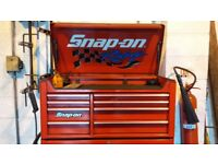 snap on 40 inch top box / toolbox