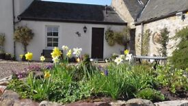 Midkinleith Farm Holiday Cottage to let - First two weeks of October only £300 per week.