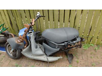 Piaggio Zip SPARES OR REPAIR
