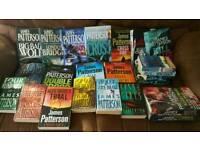 James Patterson-Alex Cross series