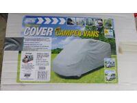 Campervan winter cover