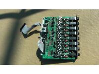 Akai MPC4000/z8/z4 8 output expansion board !!!