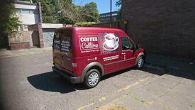Coffee van be your own boss