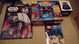 Job lot of Star Wars in mint condition