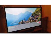 4K 43 inch LG TV