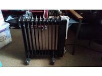Oil Filled Radiator. 2500W