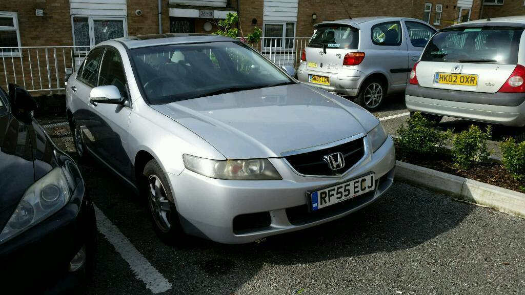 2005 Honda Accord Silver In Winchester Hampshire Gumtree