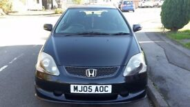 Honda Civic Sport 1.6 3 Door