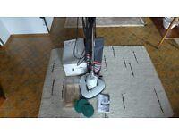 Fakir floor polisher, as new