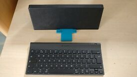 Logitech UK Bluetooth Keyboard for iPad, iPhone, Tablet PC etc