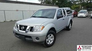 2011 Nissan Frontier SV-V6 4X4; Local, No claims
