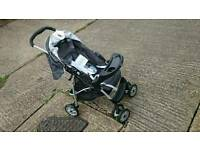 NEW Graco Mirage Plus - Buggy & Car Seat