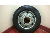 Brand New LorryTyre 205/75 x 17.5 with wheel for sale