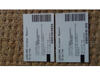 I have Two lego land tickets for 5th Aug i would like to swop them for 22nd Aug