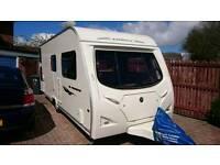 Avondale Firbeck 556 2008 caravan