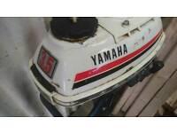 Yamaha 3.5 outboard boat engine