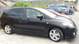 Mazda 5 Sport 2ltr,2008,full spec,7 seat