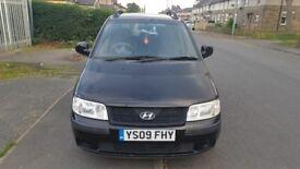 Hyundai matrix excellent condition