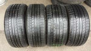 Stag'd SET of 4 ~~~ 225/40R18 &255/35R18 Ironman iMove ~~~ SUMMER ~~~ 90-95%tread