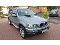 2004 Bmw X5 3.0D Sport Auto Fully Loaded