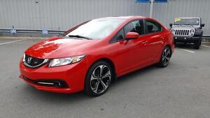 2014 Honda Civic Sedan Si