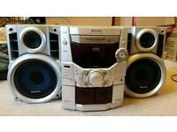 Panasonic SA-AK210 CD Stereo System