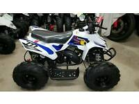 IMR racing 50cc quads..... 2 left due to cancelled xmas orders....1 green 1 blue