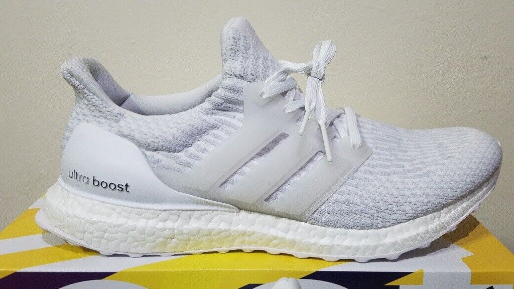 Adidas UltraBoost 3.0 Triple | Blanco | in Westminster, London | Triple Gumtree 01e6d8