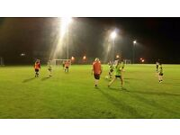 Ladies Football; All Abilities Welcome, 16+