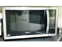 Kenwood K25MSS11 900w Microwave Black and Stainless steel. Very good condition. collection Orpington