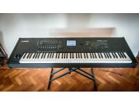Yamaha MOTIF XF8 - Rarely available professional synthesiser workstation - incredible sounds!