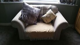 Large Heart of house snuggle/love chair