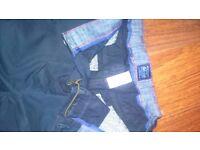 NEXT brand navy blue chinos 16 yrs