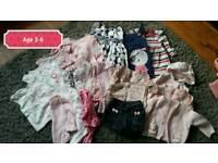 3-6 month baby bundle