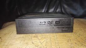blu-ray/dvdr/rw drive and asus dvdr/rw/cdrw DL lightscribe disc drive