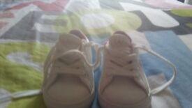 Lacoste infant shoes