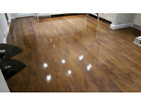 Sanding, varnishing, installation of wooden floor - correct prices and quality services