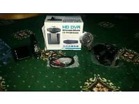 Dash cam with sd card never been used EXCELLENT CONDITION