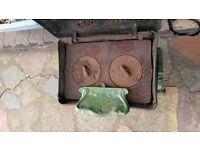 Deville and Co wood burner