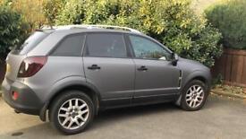 Vauxhall Antara 61 plate