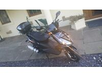 DB 125cc T-15D BRAND NEW BIKE UN-REGISTERED
